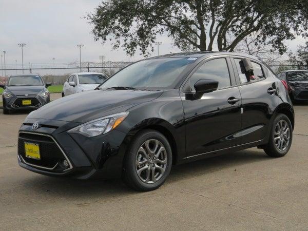 Toyota yaris crossover